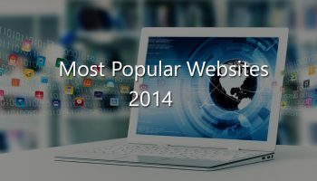 Most Popular Websites 2014