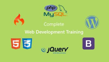 Complete Web Development Training